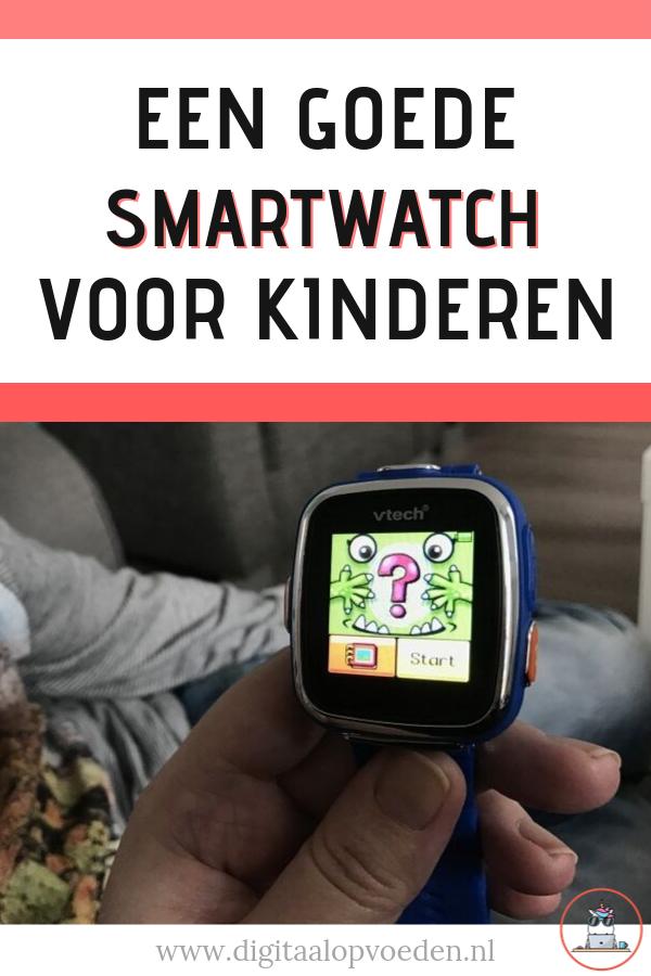 Met de Kidizoom Smartwatch DX2 haal je een goede smartwatch voor kinderen tussen de 5 en 8 jaar in huis. Er zitten leuke spelletjes op, lees hier de review!