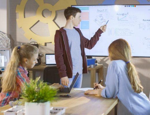 Een PowerPoint spreekbeurt: je kind kan het zelf