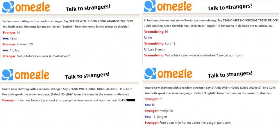gevaarlijke websites tieners