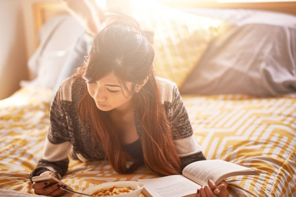 tiener wil niet lezen
