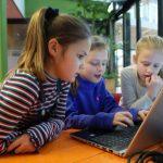 De eerste kinderopvang website met een chatbot