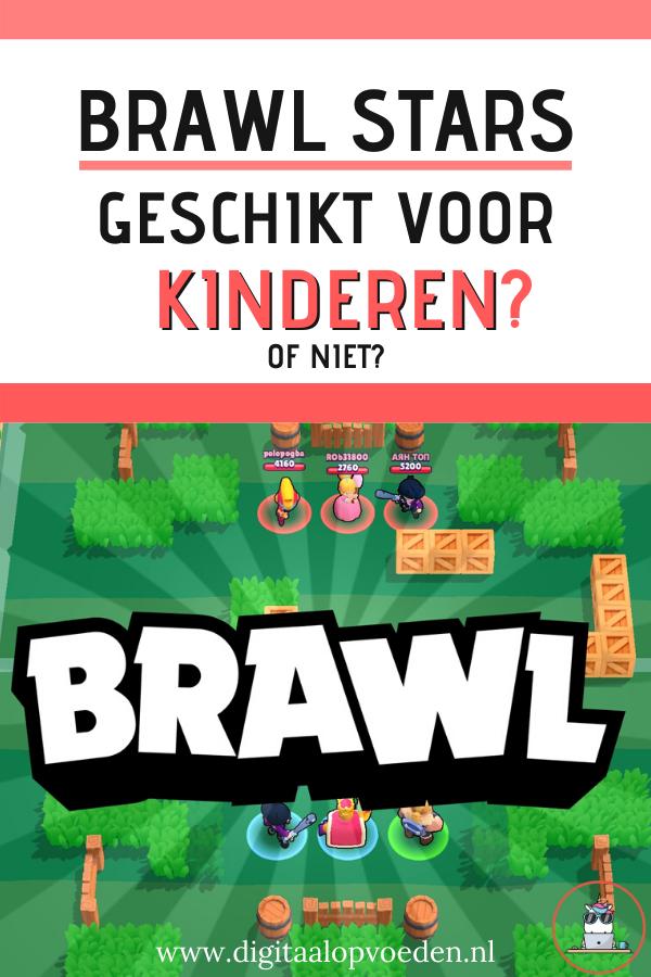 Wat is Brawl Stars voor een game en is Brawl Stars voor een 8-jarige een geschikt spel? Ik vertel je alles over deze app en of het voor kinderen geschikt is