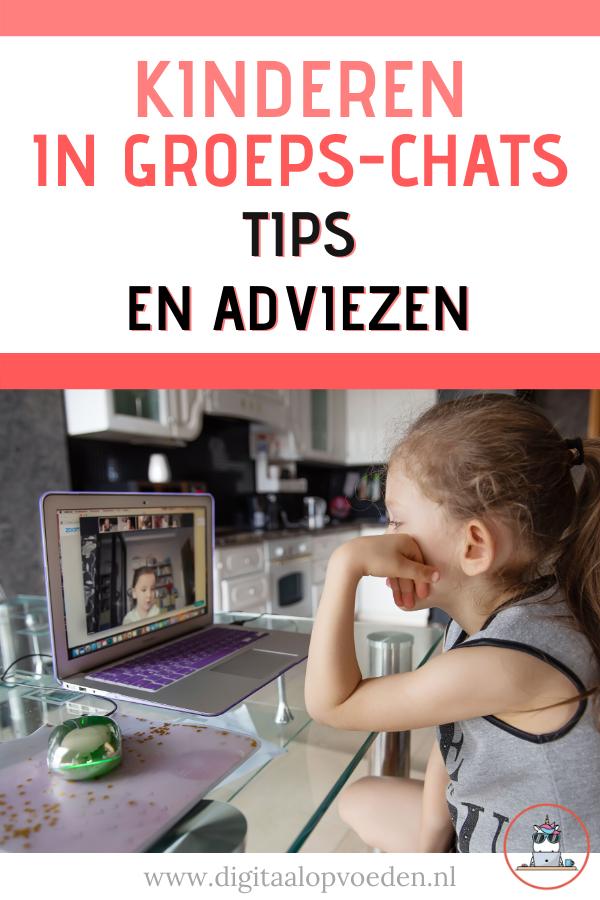 Groeps-chats en kinderen: het kan leuk zijn, maar het kan ook veel problemen opleveren. Een kind kan door een groeps-chat veel druk ervaren. Lees de tips!