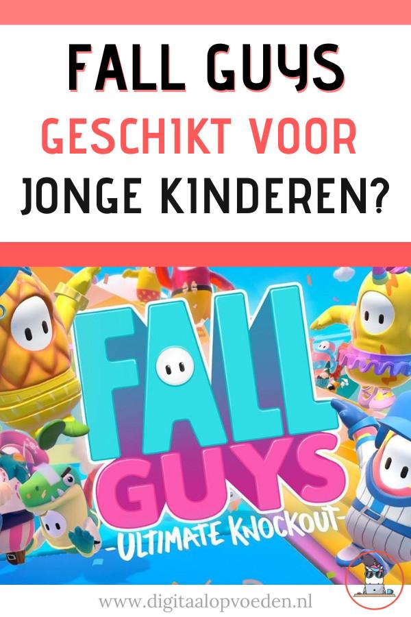 Misschien heb je er al eens van gehoord: Fall Guys. Maar wat is dit voor een Battle Royal spel en is Fall Guys geschikt voor een 8-jarige?