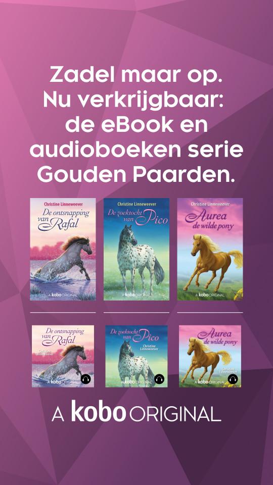 De Gouden Paarden reeks is een serie boeken voor de echte paardenliefhebbers. In deze blog lees je alles over deze prachtige paardenboeken!