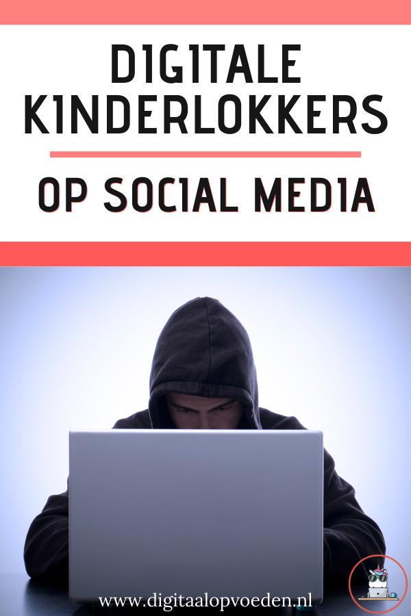 Onlangs was een item over digitale kinderlokkers. In deze blog lees je meer over wat digitale kinderlokkers zijn en hoe zij te werk gaan.
